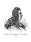 Nicodemus Tessin Giclee Print