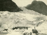 Glacier, Norway Photographic Print