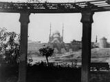 Muhammed Ali Mosque Photographic Print
