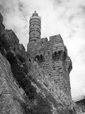 The Tower of David Photographic Print