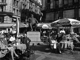 Christian Krohg Statue Photographic Print