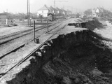 Penrhyn Flood 1945 Photographic Print