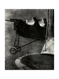 WW1 - Night Patrol over Paris, France, 1915 Giclee Print