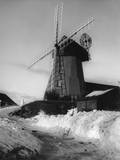 Gibraltar Mill, Essex Photographic Print