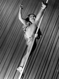 Tightrope Girl Photographic Print