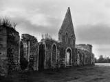 West Dereham Abbey Photographic Print
