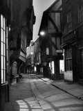 The Shambles by Night Photographic Print