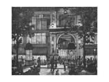 Paris, France - Grands Boulevards, Passage Jouffroy Giclee Print