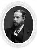 Sir John Lubbock Photographic Print
