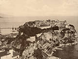 Monaco - Palace Photographic Print