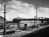 Birkenhead Cattle Bridge Photographic Print