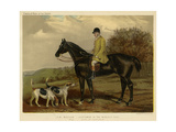 Foxhunting Giclee Print