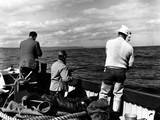 Irish Anglers Photographic Print