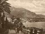 Monte Carlo View Photographic Print