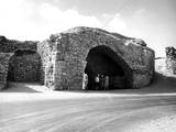 Acre City Walls Photographic Print