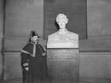 Lincoln Memorial Statue Photographic Print