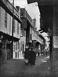 A Street in Baghdad, Iraq Photographic Print