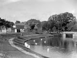 Hythe Canal 1934 Impressão fotográfica