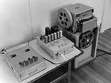 Helmut Schmidt's Random Number Generator Photographic Print