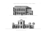 Marquis House, 18th C Giclee Print