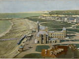 Dieppe, from Chateau 1900 Photographic Print