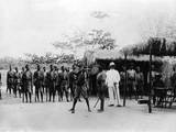Togo Police Training Photographic Print