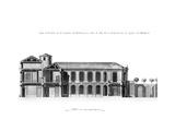 Marquis House, 18th C Giclee Print