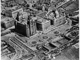 Liverpool Docks Photographic Print