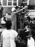 Iranian Embassy Siege Photographic Print
