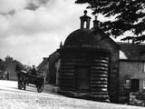 Village 'Lock-Up' Photographic Print