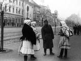 Slovak Refugee Women Photographic Print