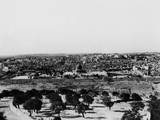 Israel, Jerusalem Photographic Print