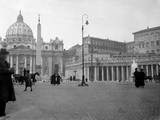 Rome, St. Peter's Square Photographic Print