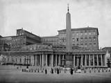 Obelisk in Rome Photographic Print
