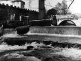 River Tavy Weir Photographic Print
