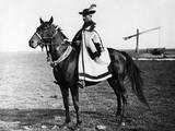 Magyar Equestrian Photographic Print