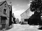 Harlestone Smithy Photographic Print