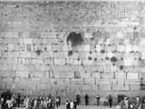 The Wailing Wall Photographic Print
