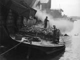 Refuse Boat Photographic Print