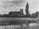 Waltham Abbey and Church Photographic Print