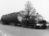 Lorry in a Jam Photographic Print