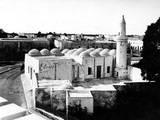 Libyan Mosque Fotografisk tryk