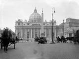 Rome, the Vatican Photographic Print