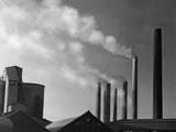 Industry Indicators Photographic Print