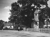 England, Lingfield Photographic Print