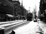 London Snow Photographic Print