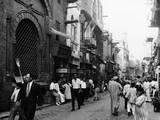 Cairo Street Scene Photographic Print