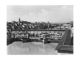 Italy Firenze Giclee Print