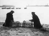 Ramsgate Fishermen Photographic Print