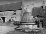 Hallaton Market Cross Photographic Print